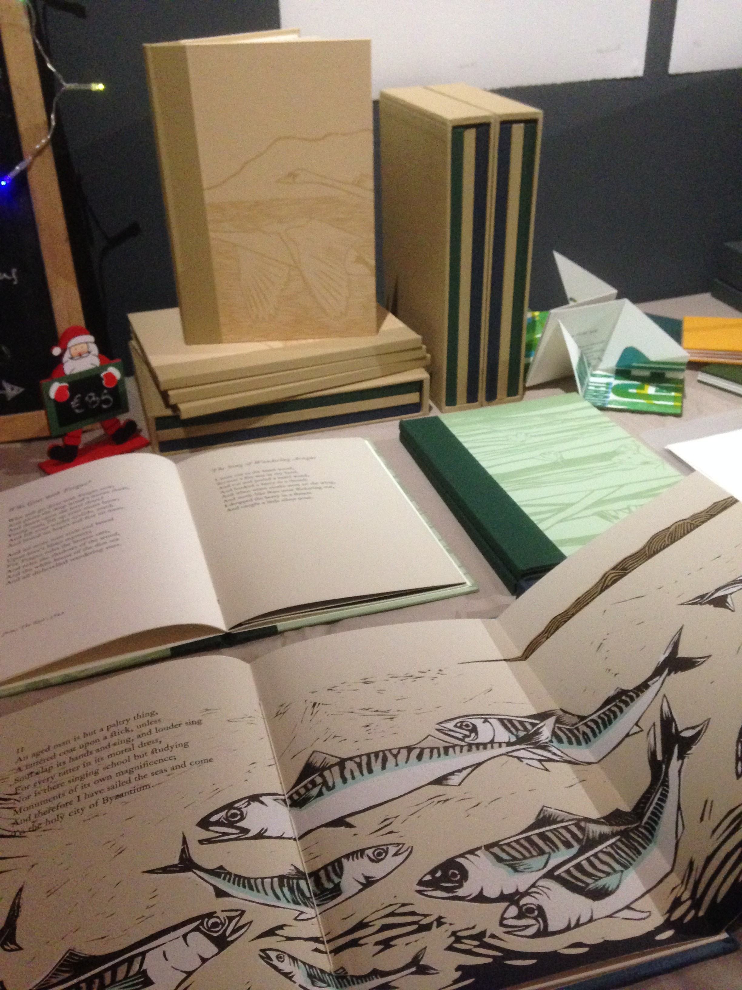 The Deluxe Editions at the Winter Fair, National Print Museum