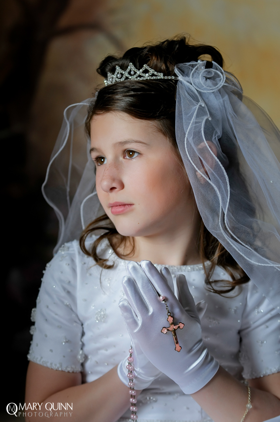 First Communion in Marlton New Jersey