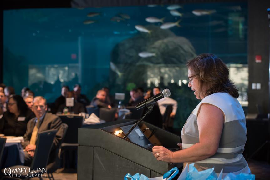 Adventure Aquarium Camden New Jersey Business Event Photographer