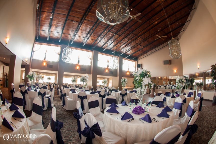 A Touch of Class by Candlelite Reception Room