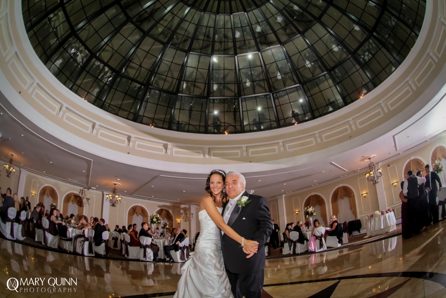Wedding at the Merion Cinnaminso