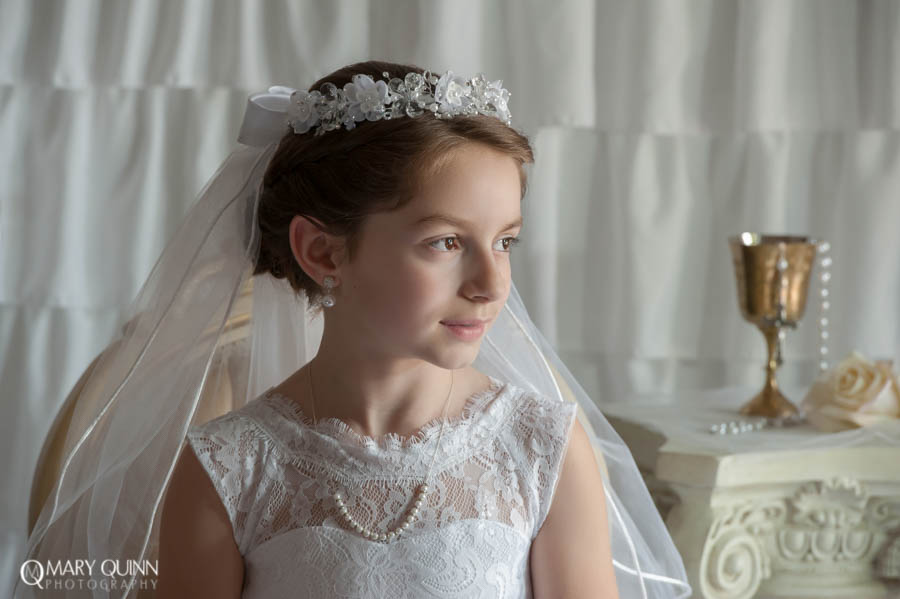 First Communion Photographer in Marlton