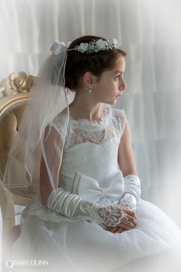 Holy Communion Photo in South Jersey