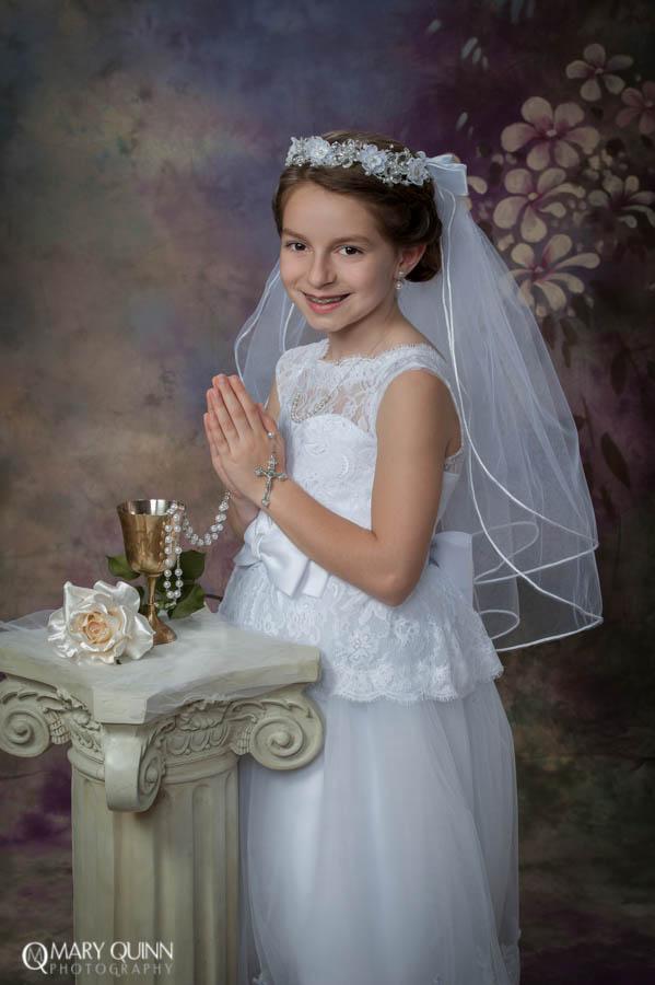 Medford Communion Photographer