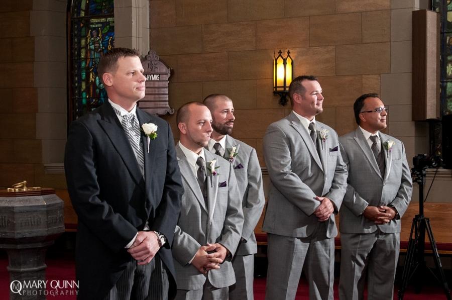 Church wedding in SJ