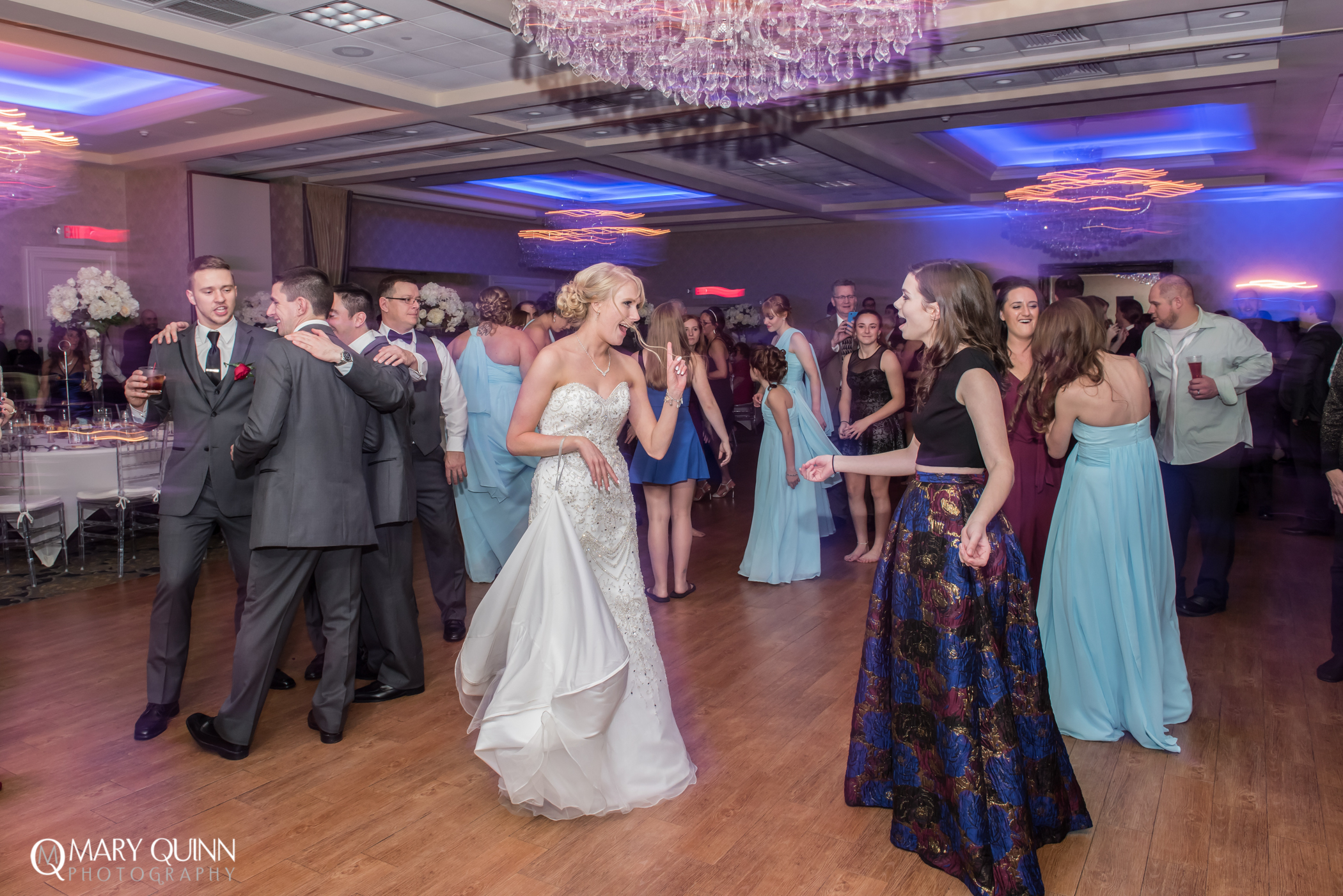 South Jersey Wedding Photographer The Crystal Ballroom