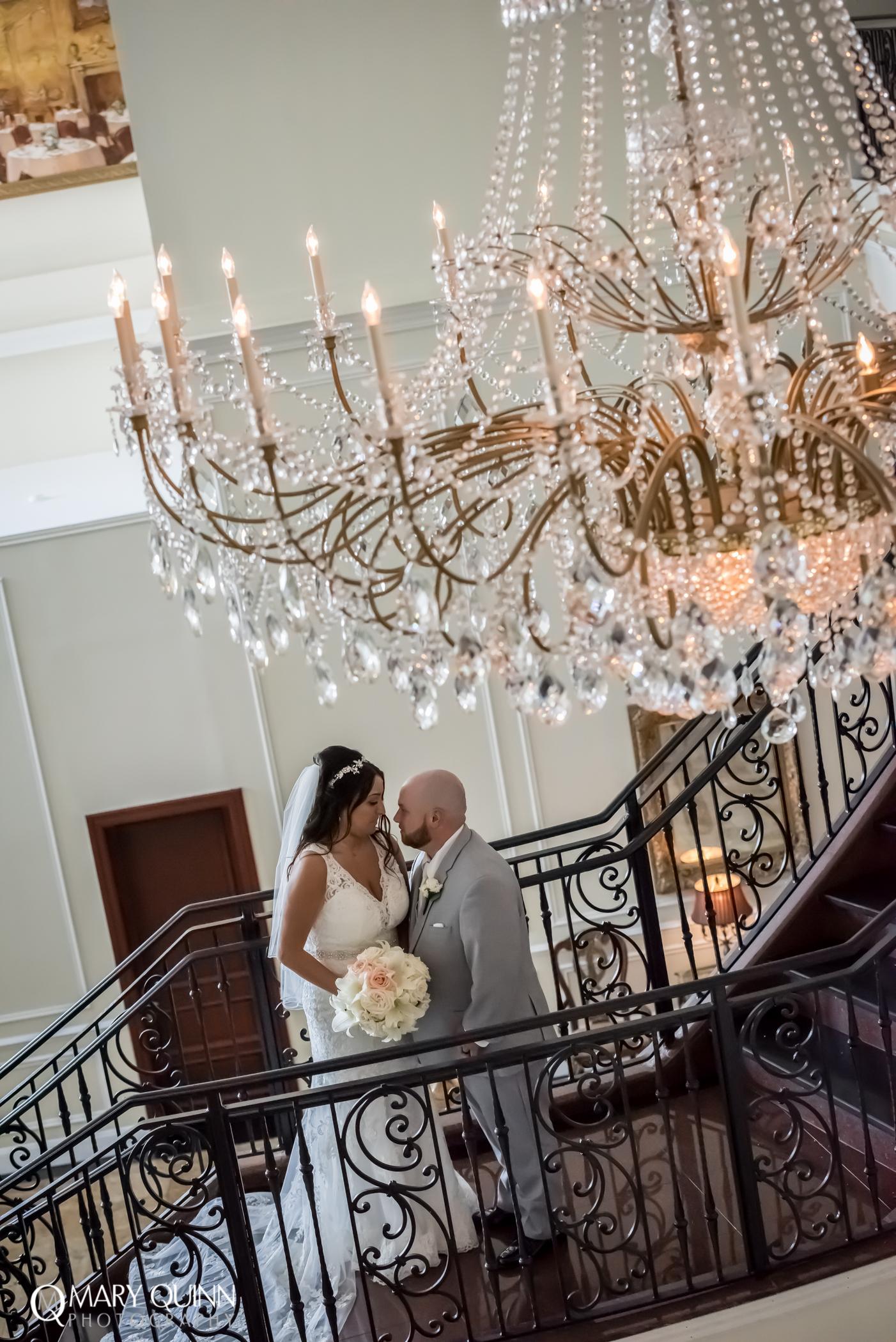 The Merion wedding photo
