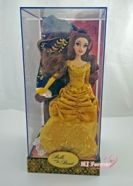 Limited Belle and Beast DFDC doll