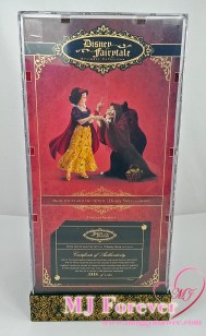 Disney Fairytale Designer Collection Snow White and The Witch LE 6000