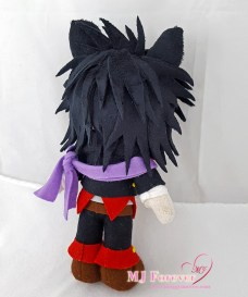Jisoo plush sewn by meee!!!!