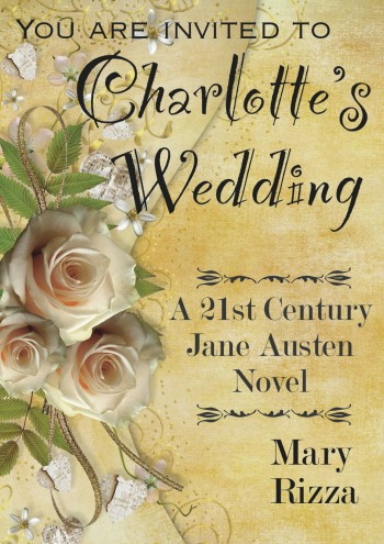 My new book, Charlotte's Wedding, is a reimagining of Jane Austen's Pride and Prejudice, and is inspired by the story of Charlotte Lucas, who, I feel, deserves more sympathy than she sometimes gets. Charlotte's Wedding is available from Amazon worldwide.
