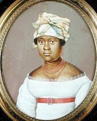 Juliette Noel, Mrs. Pierre Toussaint
