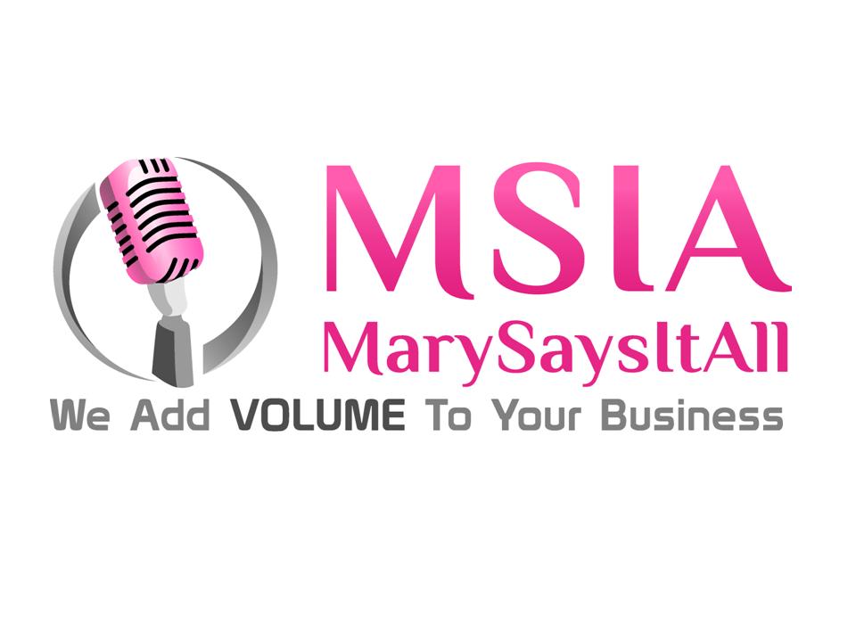 MSIA logo in white