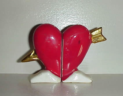 Marys Valentines Day Salt Amp Pepper Shakers