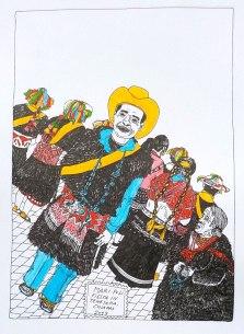 Fiesta in Tenejapa
