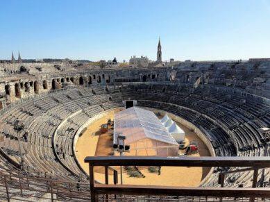 The Arena, Nimes