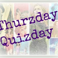 Thurzday Quizday: Madam, Will You Talk?