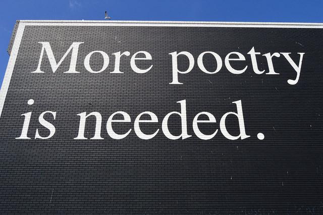Politicians vs. Poetry: No contest