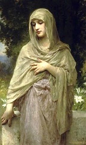 Modesty-Bouguereau