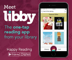 Meet libby, the one-tap reading app from your library. Happy reading