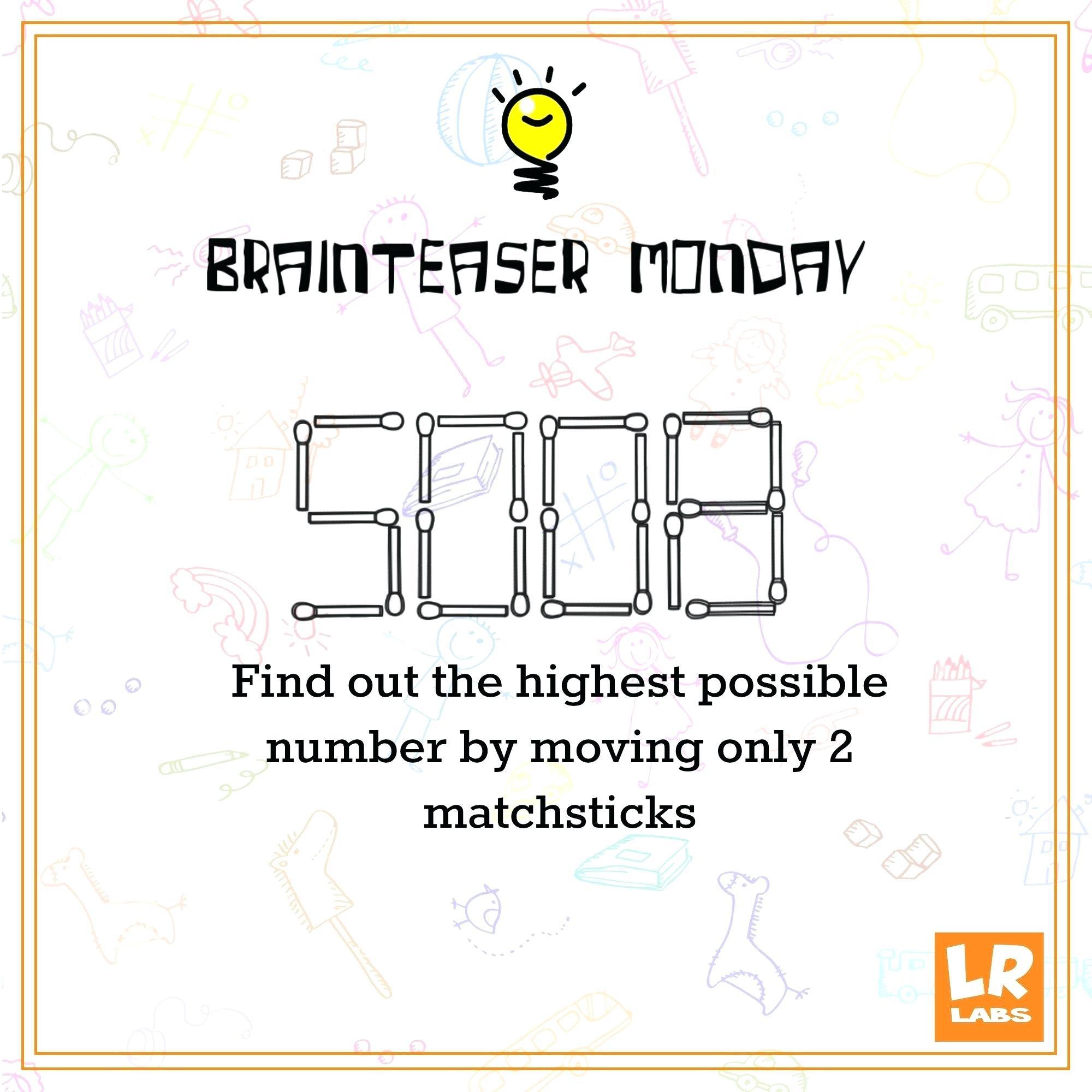 Brain Teasers Printable Worksheets