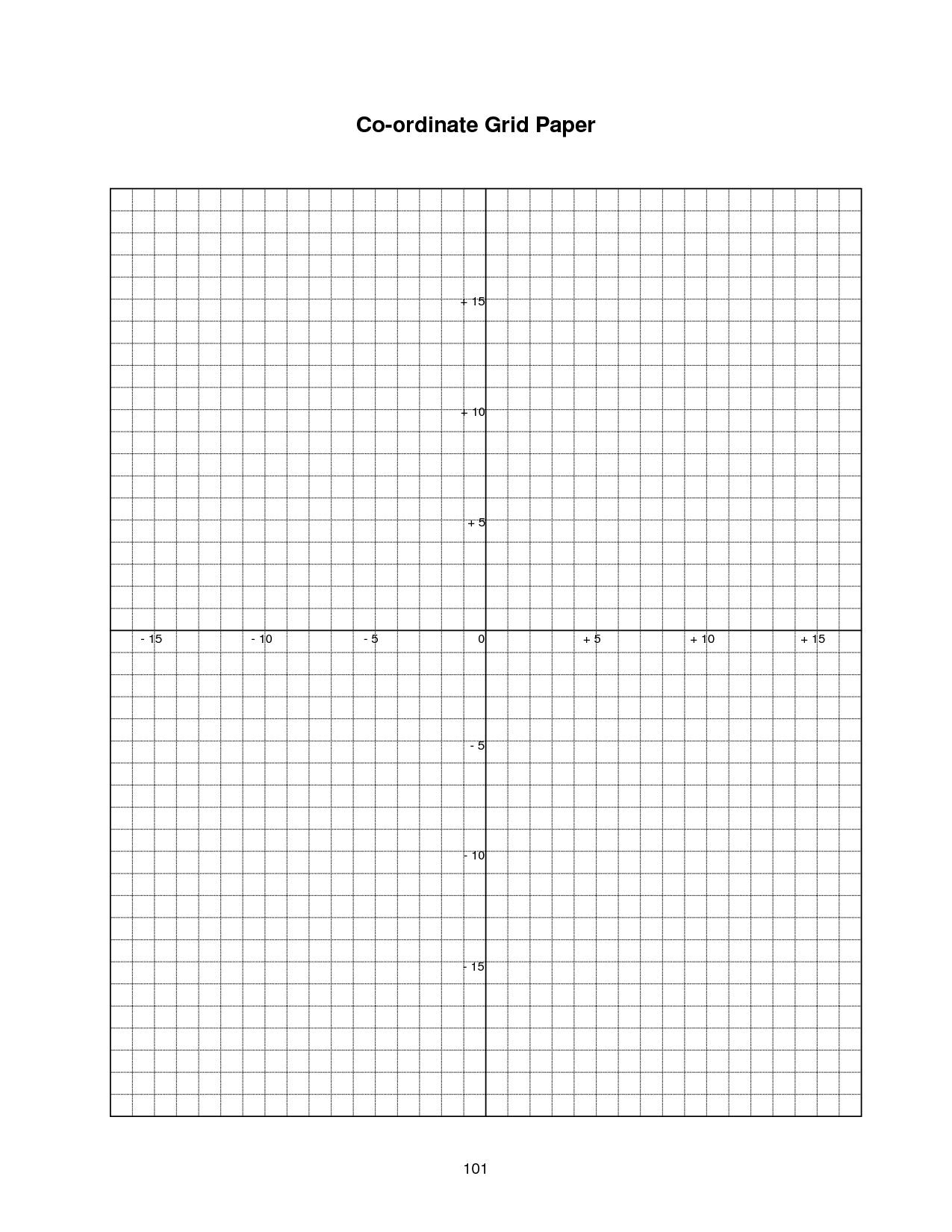 Math Coordinate Plane Grid Coordinate Template 0 To 12 2