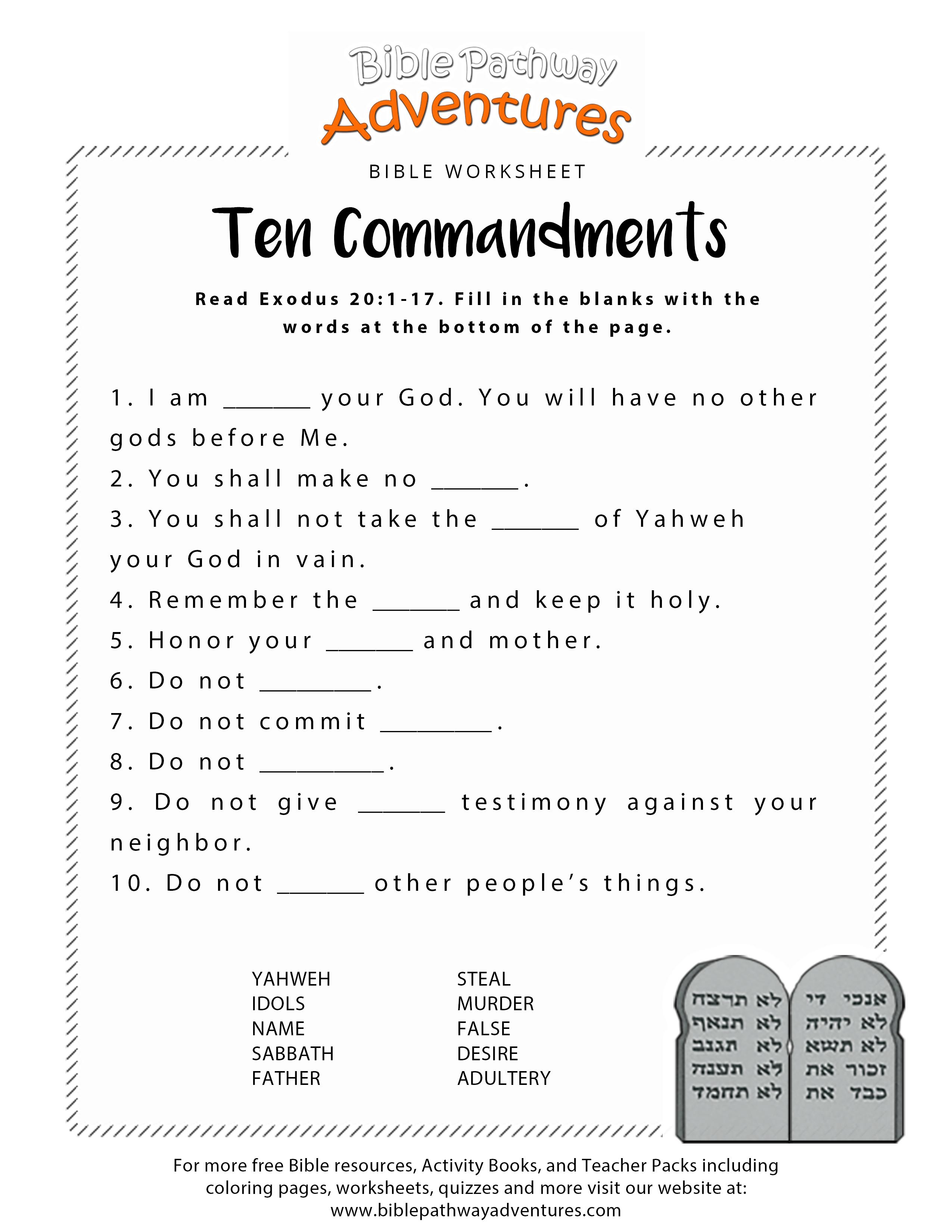 Worksheet Printable Bible Study Worksheets Grass Fedjp