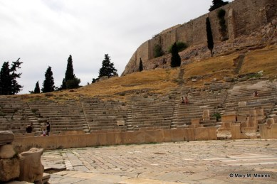 The Theatre of Dionysos