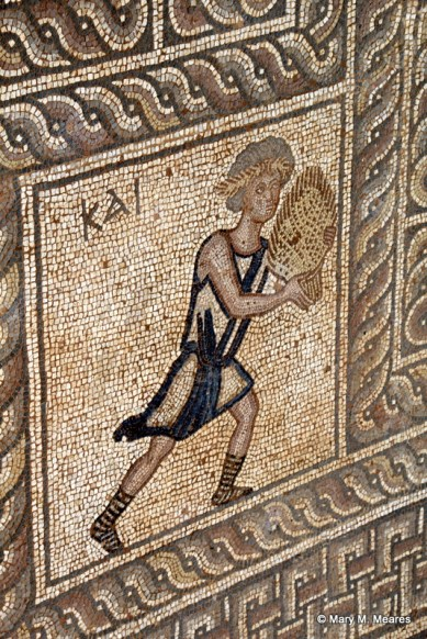 Mosaic from early Christian Church
