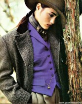 Yasmin Le Bon - Fonte - http://styleregistry.livejournal.com/426595.html