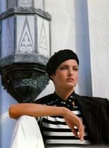 Linda Evangelista - Fonte: http://classiq.me/style-note-la-mariniere