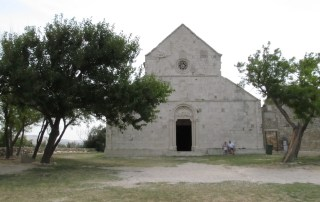 Church of St. Mary, Old town of Pag