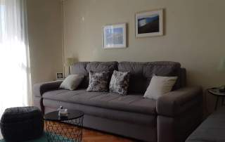 Large apartment - living room