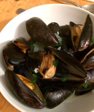 I could eat mussels everyday, forever