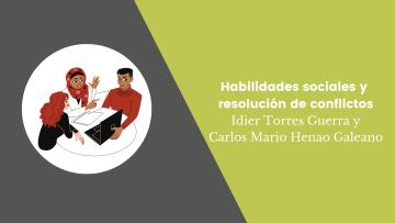 Habilidades sociales y resolución de conflictos
