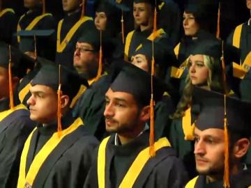 Ceremonias de grados 6 de julio de 2017. 10:00 a.m. posgrados Universidad EAFIT