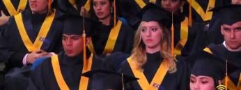 Ceremonias de grados 7 de julio de 2017. 10:00 a.m. pregrados Universidad EAFIT