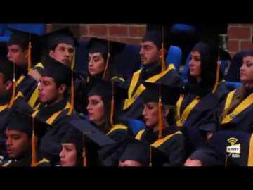 Ceremonias de grados 7 de julio de 2017. 2:00 p.m. pregrados Universidad EAFIT