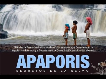 Conversatorio del Documental Apaporis