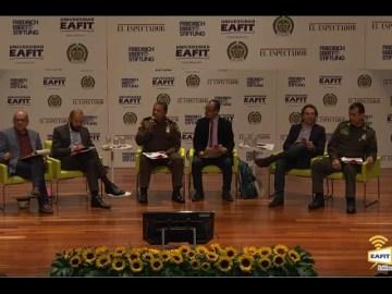 Debate Paz, convivencia y seguridad: Código de Policía en la ciudad de Medellín