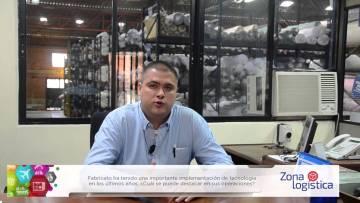 Gestión Logística Fabricato-Colombia