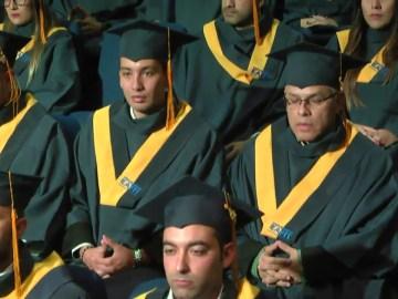 Grados Universidad EAFIT del viernes 1 de diciembre de 2017 a las 4:00 p.m
