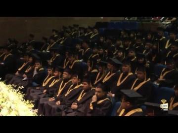 Grados Universidad EAFIT del Viernes 6 de Abril de 2018 a las 10:00 a.m.