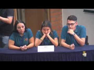 Olimpiadas del Saber de Negocios Internacionales. Marzo 16 de 2018. Parte 2