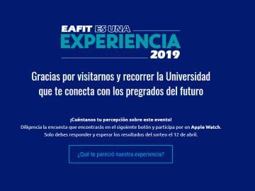 ExperienciaEAFIT2019