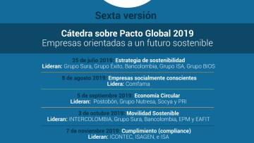 Cátedra Pacto Global 2019. Compliance (cumplimiento)