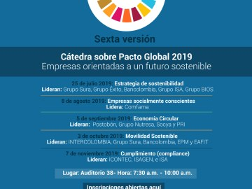Cátedra Pacto Global 2019. Compliance (cumplimiento)