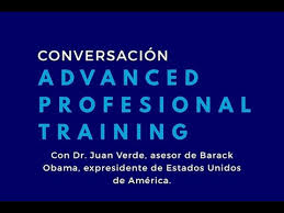 Conversación Advanced Profesional Training