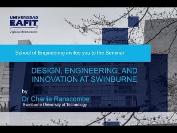 Design, Engineering and Innovation at Swinburne