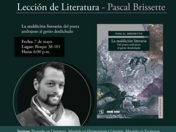 Lección de Literatura- Pascal Brissette